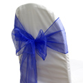 Organza Royal Blue